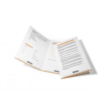 Miniesite 6-sivu A5